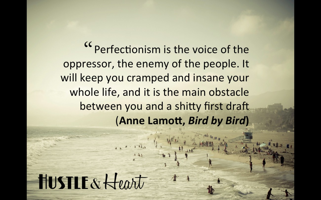perfectionism in business