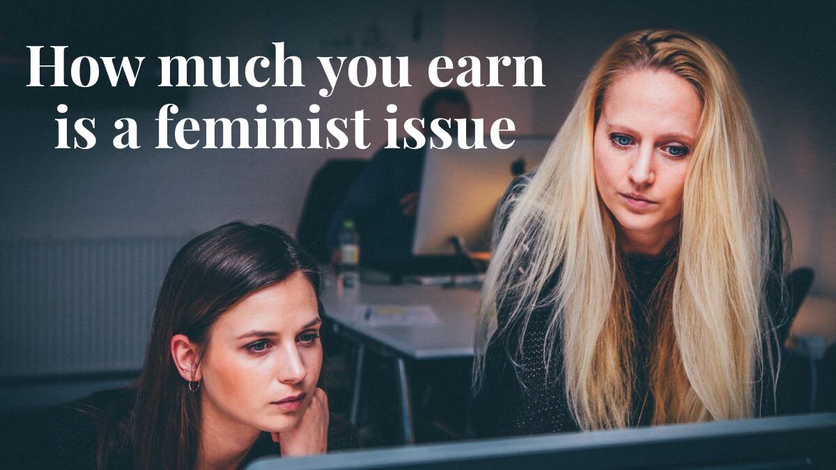earning feminist issue